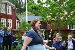 Carolina Halvarssons gamla gårdsrecept visade sig vara vinnande.