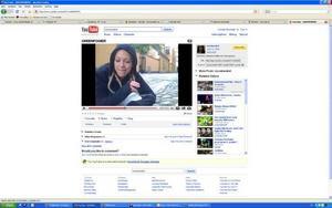 Fiktion i tiden. Romanpersonen Nova Barakel gör sig känd genom Youtube och Facebook.