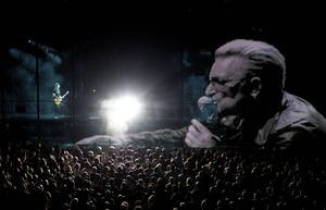 Bono och U2 ska ge tre spelningar till i Globen.