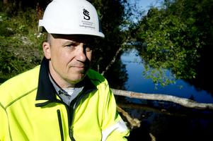 Sven-Åke Westman, projektledare.