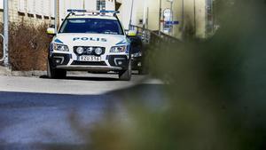 Genrebild. Polisen har fått in en anmälan om inbrott i en kiosk där fem mekaniska leksakshästar stulits. Sådana som barn rider på genom rörelseenergi.