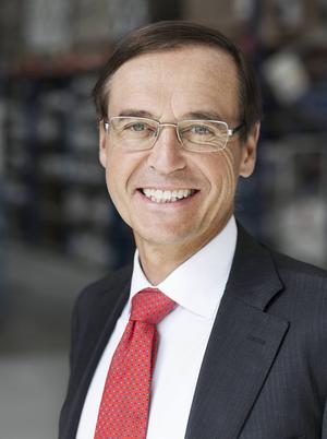 Johan Molin, vd i Assa Abloy, föreslås bli ny styrelseordförande i Sandvik.