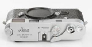 Leica M9-prototyper auktioneras ut