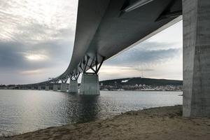 Sundsvallsbron fortsätter att stå i centrum.