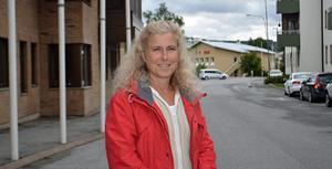 Ingrid Liljenberg, överläkare på kirurgen vid Sollefteå sjukhus.
