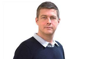 Thomas Sundgren, chefredaktör och ansvarig utgivare.