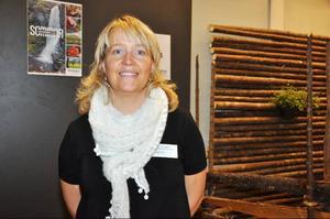 Kristina Kristoffersson, projektledare Destination Vemdalen tycker att de lyckats med att få hit stugägarna som var målgruppen.