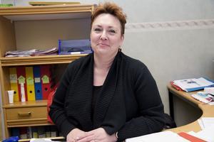 Anna-Lena Andersson (S) menar att det blir svårt att motivera att kommunen även vid valet 2018 ska ha två valkretsar.