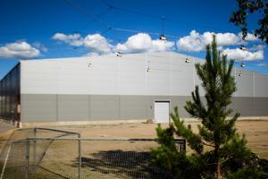 Camp Igge var först ut av Hälsinglands fotbollshallar att besökas av Svenska fotbollförbundet.