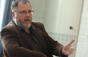 Mats Hedberg, rektor för Granbergsskolan.
