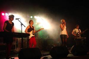 Rockbrudarna i Podge och ...Foto: Privat
