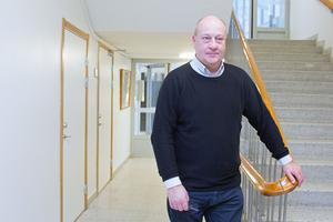 Lars Lindh är process- och utvecklingsledare på Teknikcollege Bergslagen
