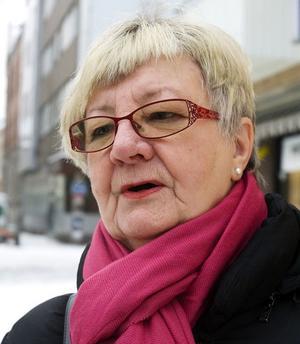 Kerstin Eriksson, 70 år, pensionär, Böle.– Jajamensan. Det är jag varje år. Med skägg och dräkt och hela paketet.