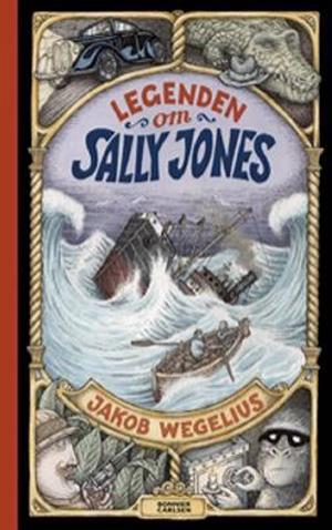 Legenden om Sally Jones, Jakob Wegelius