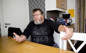 Bo Jireteg fick sluta som lastbilschaufför när han drabbades av en allvarlig hjärtsjukdom för två och ett halvt år sedan.