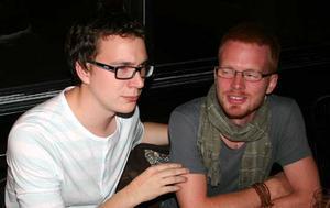 Bill och Bob. Simon och Mikael