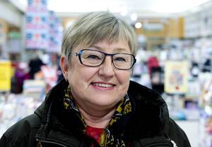 Ann Nilsson, 61, Sundsvall:                  –