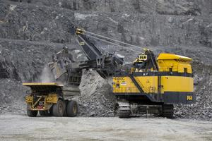 Näring på uppåtgående. Gruvindustrins betydelse för svensk ekonomi, den stora internationella efterfrågan och svenskt miljökunnande är viktiga skäl för att stödja gruvindustrins utveckling, skriver debattörerna.foto: scanpix