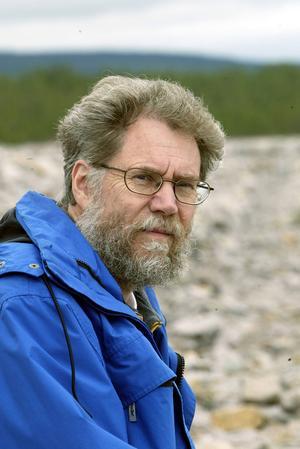 Svegskonstnären Leif Korsman.