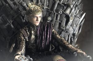Jack Gleeson som kung Joffrey.