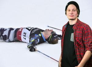 Sportens Björn Daniels tycker att Emil Jönsson ska sluta åka sprint.