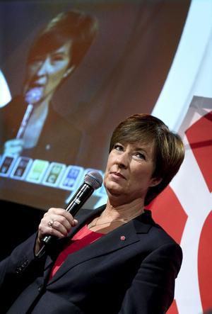 Vill ha revansch. Mona Sahlin vill inte avgå från posten som partiledare för Socialdemokraterna.