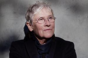 Ingela Strandberg är den tolfte mottagaren av Werner Aspenström-prisetFoto: Sara Mac Key