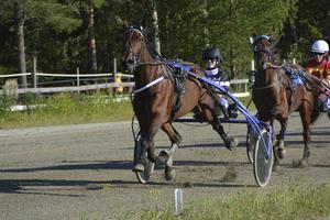 Emmie Mårtensson med Amazing View.