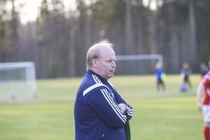Stefan Jonsson, tränare i Trönö.