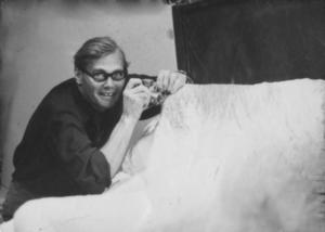 Den berömde modefotografen Gösta Peterson blev 94 år.
