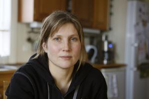 Anette Gustawson rev ned applåder när hon deltog vid LRF:s riksstämma i maj 2013.