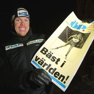 När drogdimmorna hade lagt sig över längdsporten så fick han möjlighet att visa att han tillhörde de absolut bästa. Segern i den totala världscupen kom säsongen 2002-2003.