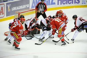 Modo mötte finska Ässät i en av de allra första träningsmatcherna den här säsongen. Ett europeiskt hockeyutbyte finns dock inte på Modo egen agenda för närvarande utan endast på SHL-nivå.