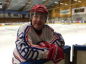 Många mål blev det från Hans Lahtinens klubba under främst slutet av 1980-talet. Nu, snart 30 år senare, snörar