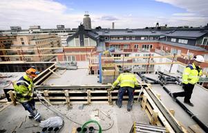 En rejäl liberalisering av byggandet efterlyses.