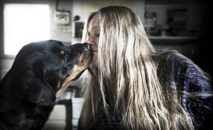 En hund,och en haiku, kan bli en vän för livet.