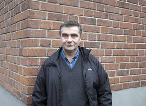 Primärvårdschefen Olle Christmansson