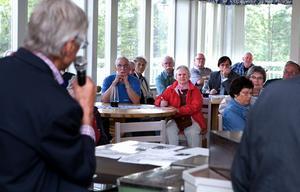 I maj hölls ett öppet möte med målet att rädda Tallmogården. Nu kan en lösning vara på gång för det förra hälso- och behandlingshemmet i Sunnansjö. Foto:Gunne Ramberg