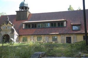 Tingshuset i Häverödal. Foto: Gunilla Flink-Lindström