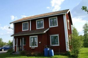 Huset i Höla. Lovisa Molander Engströms barndomshem