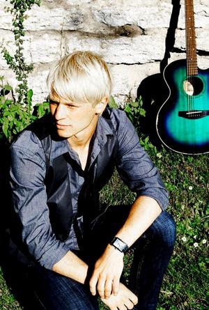 Jimmy Ahlén från Kopparberg sjunger i körslaget. BILD: PRIVAT