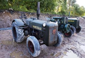 Gamla maskiner har sin egen skönhet. Inte minst gäller detta traktorer.