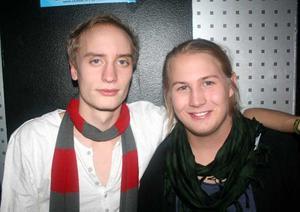 Silk. Kalle och Hannes