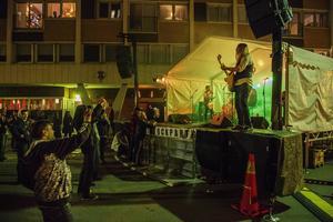 Till helgen är det dags för Sundsvall block party igen. Fjolårets upplaga var den första.
