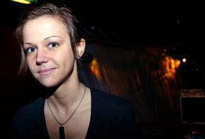 Sara EdlundVilken låt skulle du allra helst sjunga karaoke till? – Like a Virgin
