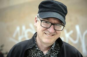Serietecknaren John Backderf är aktuell med serieromanen