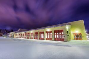 Nödgeneratorn som ska slås på automatiskt på brandstationen i Falun gick inte igång som den skulle.