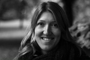 Karin Ekberg gjorde dokumentär av föräldrarnas skilsmässa.