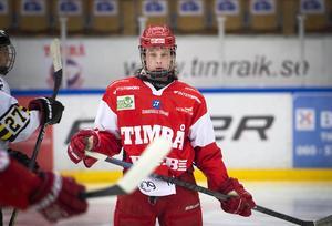 Förra säsongen var Jonathan Dahlén fortfarande en gallerorm och noterades för fem matcher i Hockeyallsvenskan.