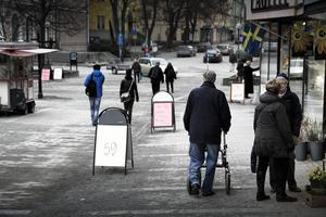 Antalet invånare över 65 år är i dag runt 30000 personer i Hälsingland. År 2040 beräknas siffran vara 35850.